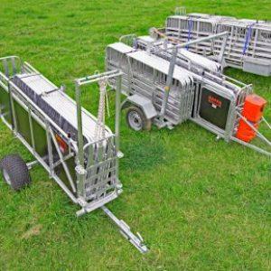 Phillips Animal Health - Mobile Sheep Yards