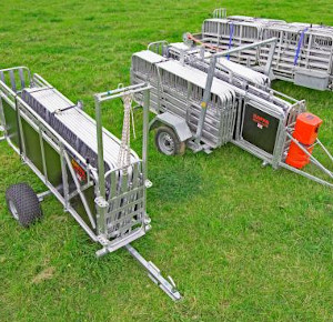 Phillips Animal Health - Mobile Sheep Yards