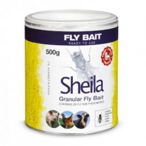 Phillips Animal Health - Rodenticides and Fly Control - Sheila